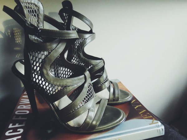 Walk In My Shoes: Two Feisty Finds