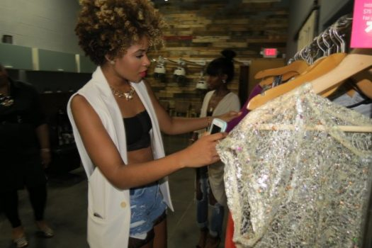 McKenzie Renae Hosts Loop Salon x Poor Little Rich Girl Pop Up Shop Event