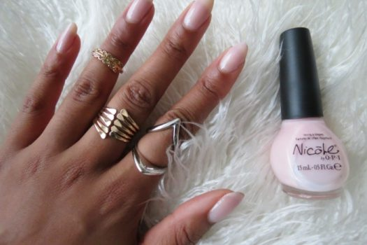How to Get An Almond Shape With Natural Nails