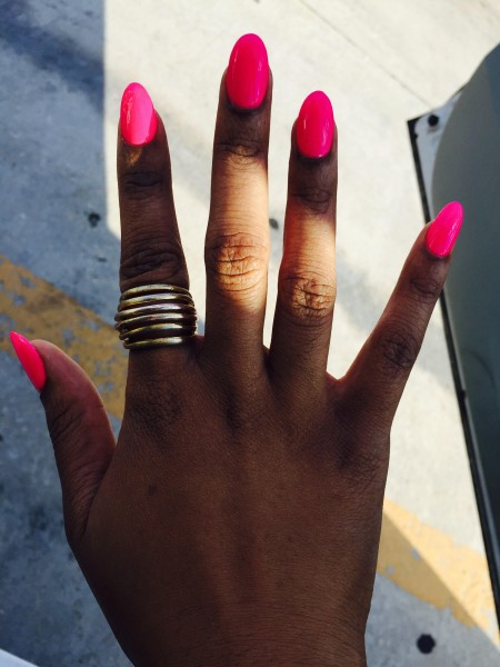 Dope Nails of the Day: Jasmine