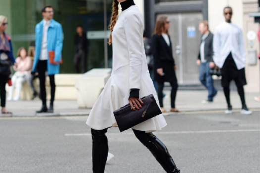 5 Ways To Style Over The Knee Boots