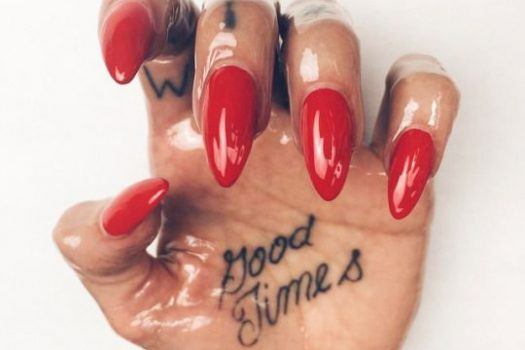 Dope Nails of the Day- Prima Red