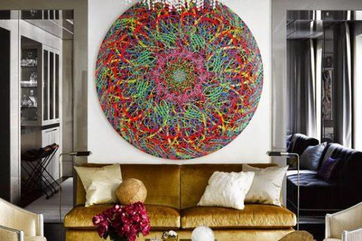 My Dream ARHAUS Inspired Living Room